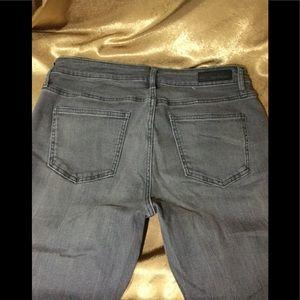 Calvin Klein Jeans - Grey Calvin Klein slim boyfriend jeans